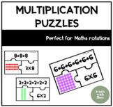 Multiplication Puzzle