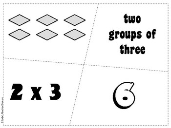 Multiplication Puzzles