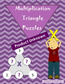Multiplication Puzzles Easy Version