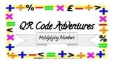 Multiplication QR Code Adventures