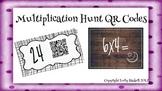 Multiplication QR code Hunt