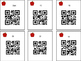 Multiplication QR code scavenger hunt