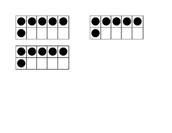 Multiplication Quick Image Dot Cards- 6s