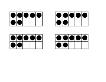 Multiplication Quick Image Dot Cards- 7s