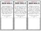 Multiplication Word Problem Task Cards