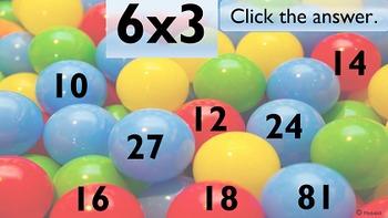 Multiplication Quiz FREE download