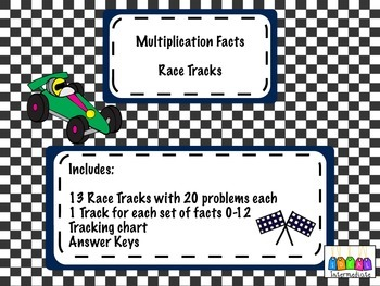 Multiplication Races for Basic Facts