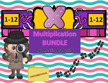 Are you a secret math spy? Find out with this Multiplicati