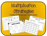 Repeated Addition, Arrays, and Groups- Multiplication Strategies