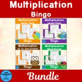Multiplication Bingo Bundle