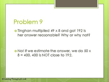 Multiplication Review Bingo (EnVisions Gr 4, Topic 6)