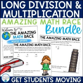 Multiplication Review Bundle