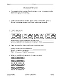 Multiplication Review Common Core:  Patti's Creations