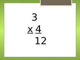 Multiplication Review Powerpoint