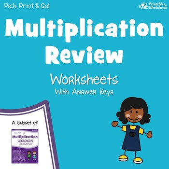 Multiplication By Nine Worksheet Teaching Resources | Teachers Pay ...