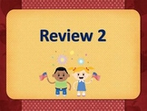 Multiplication Review of 2 for CPS Clickers