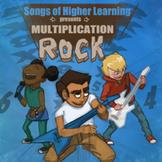 """Multiplication """"Rock"""" CD"""