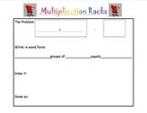 Multiplication Rocks