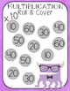 Multiplication Roll and Cover BUNDLE