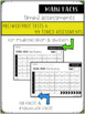 Multiplication Facts Data Notebook