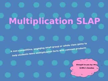 Multiplication SLAP