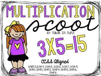 Multiplication Scoot