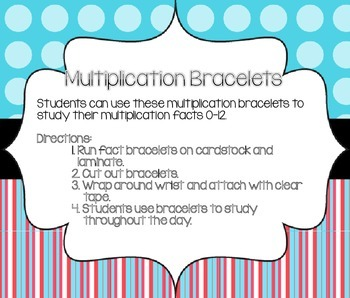 Multiplication Scoot & More!