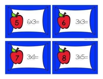 Multiplication Scoot x3