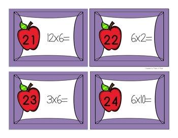 Multiplication Scoot x6