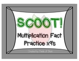 Multiplication Scoot x9
