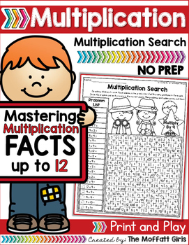 Multiplication: Search