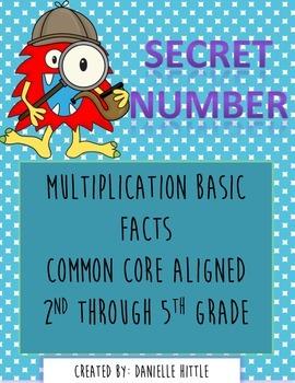 Multiplication Secret Number Core Aligned