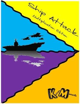 Multiplication Ship Attack