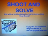 Multiplication Shoot and Solve Game
