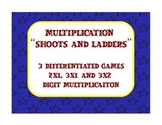 """Multiplication - """"Shoots and Ladders"""""""