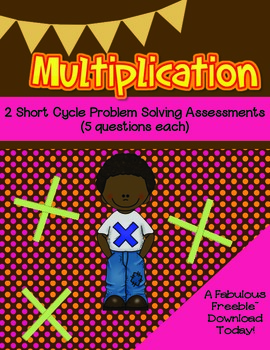 Multiplication Short Cycle Assessment
