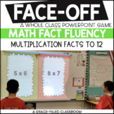 Multiplication Facts to 12 (Leprechaun Edition)