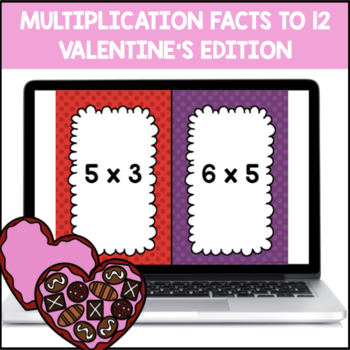 Multiplication Shout It Out (Valentine's Edition)