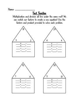Multiplication Skill Practice