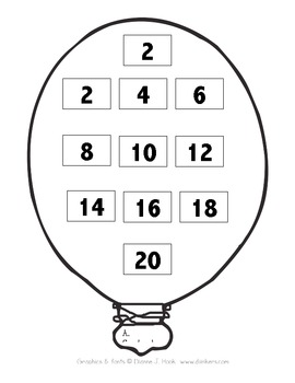 Multiplication Skip Counting