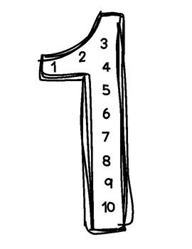 Multiplication Skip Counting Anchor Chart Poster Worksheet