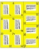 Multiplication/ Skip Counting Card Game x4