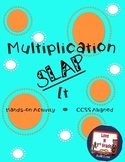 Multiplication Slap It