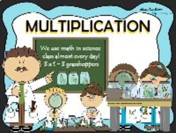 Multiplication SmartBoard Unit