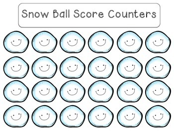 Multiplication Snow Ball War
