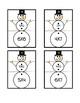 Multiplication Snowman Matching