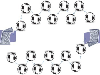 Soccer Game/Games/Graphic Organizer/Multiplication/Addition/Subtraction