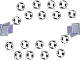 Soccer Game/Games/Graphic Organizer/Multiplication/Additio