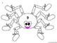 Multiplication Spiders