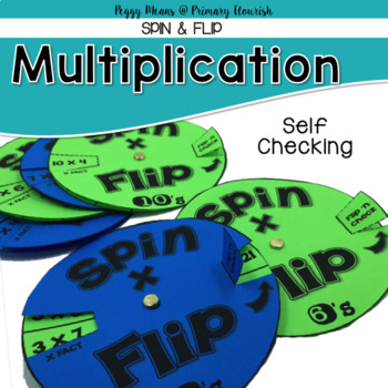 Multiplication {Spin & Flip}